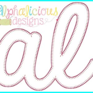 Alabama- AL- Applique Bundle