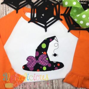 Bow-tiful Diva Witches Hat-Blanket