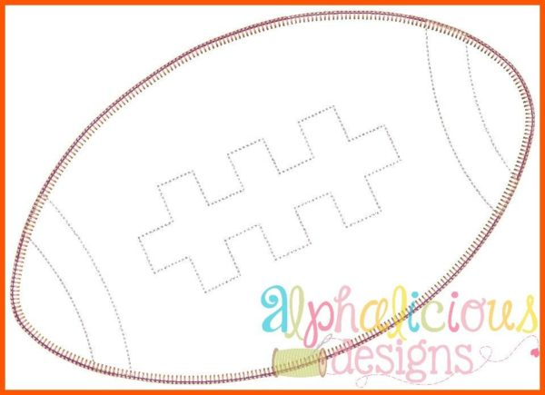 Football-Applique
