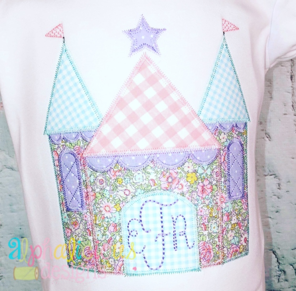 Pretty Princess Castle-ZigZag
