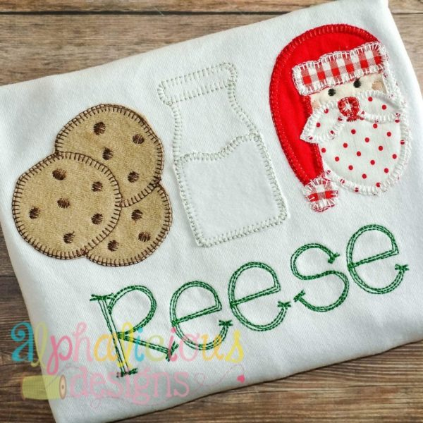 Milk and Cookies Three In a Row-Blanket