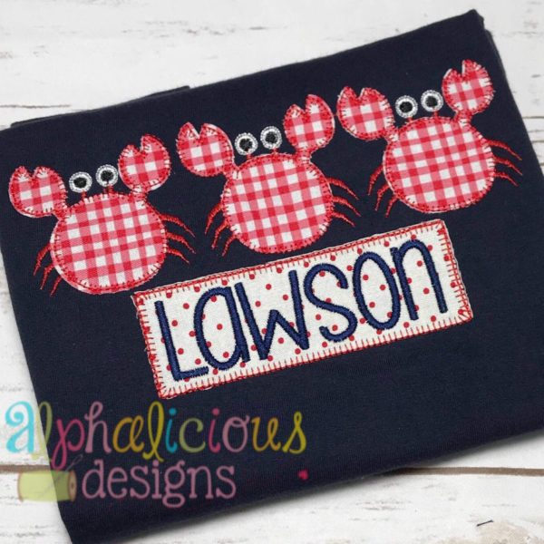 Crab Three In A Row-Blanket