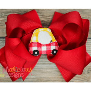 Cozy Coupe Feltie - Triple Bean