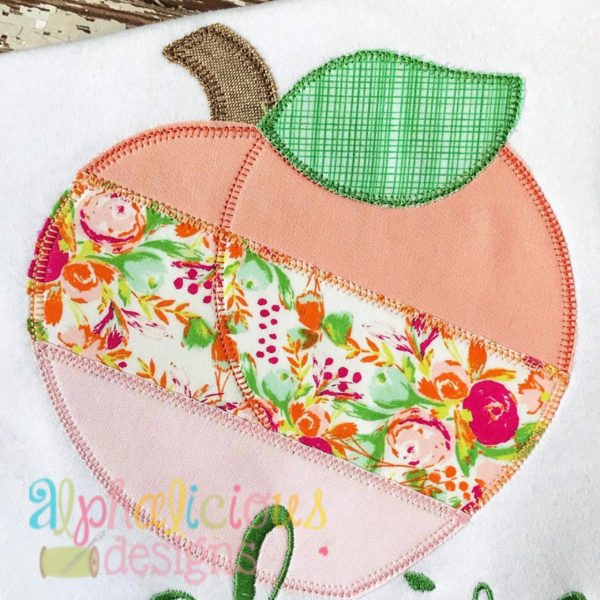Patchwork Peach - Blanket