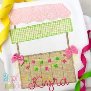 Sweet Summer Time Lemonade Stand-Blanket