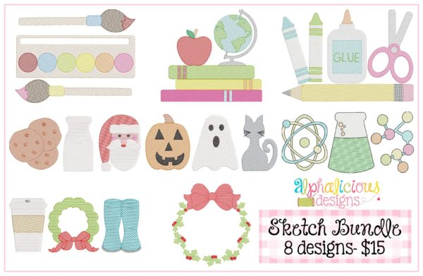 Sketch Bundle