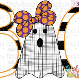 Boo-Girl-Printable