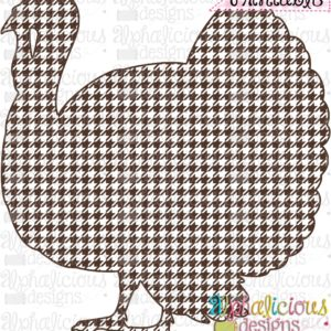 Farm Turkey-Printable