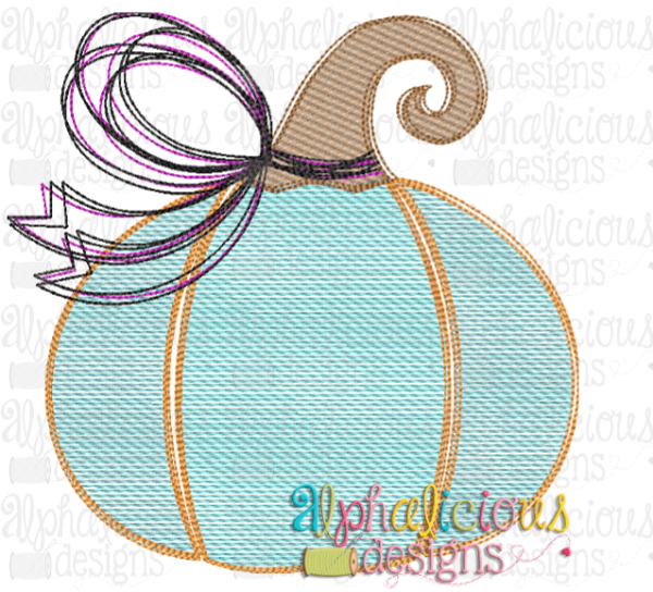 Party Pumpkin- Sketch