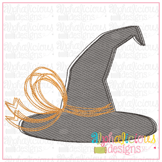 Witch's Hat- Sketch