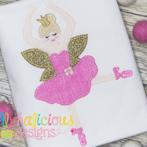 Sugar Plum Fairy-Blanket