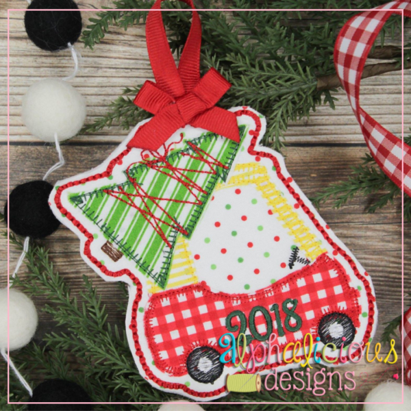 Cozy Coupe-Ornament