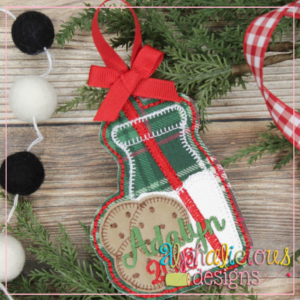 Milk and Cookies Ornament