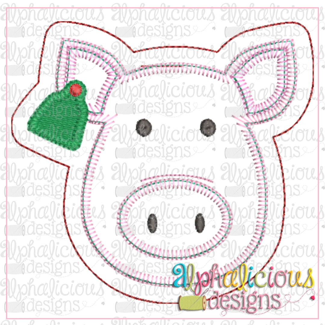 Pig-ITH Ornament