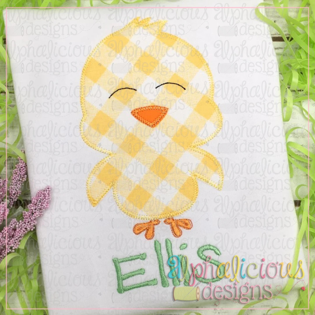 Little Chick-Blanket