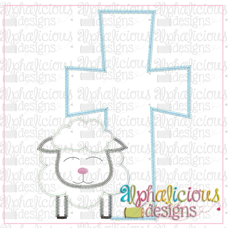 Sheep and Cross-Zig Zag