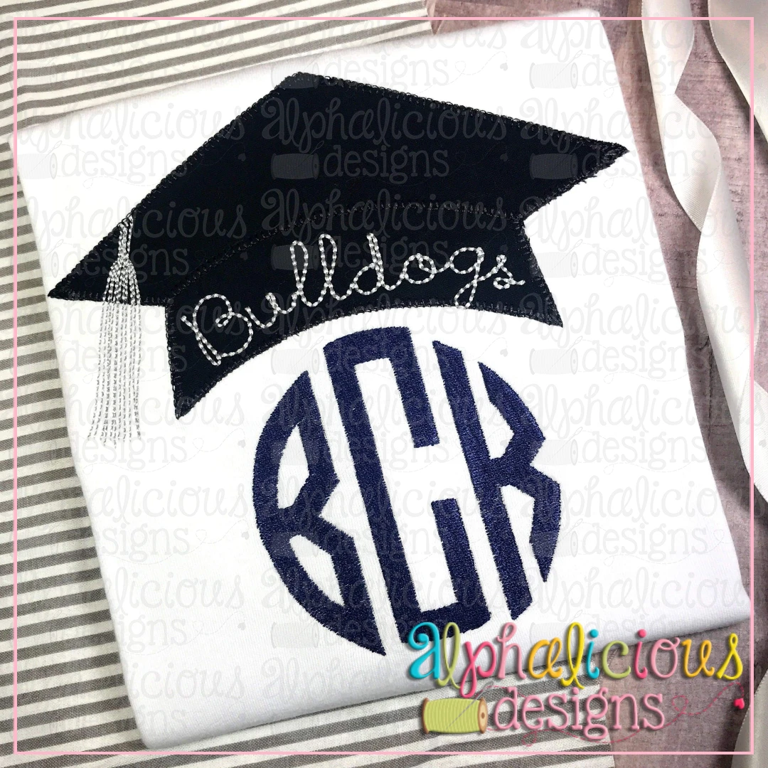 Graduation Hat with Tassel-Blanket