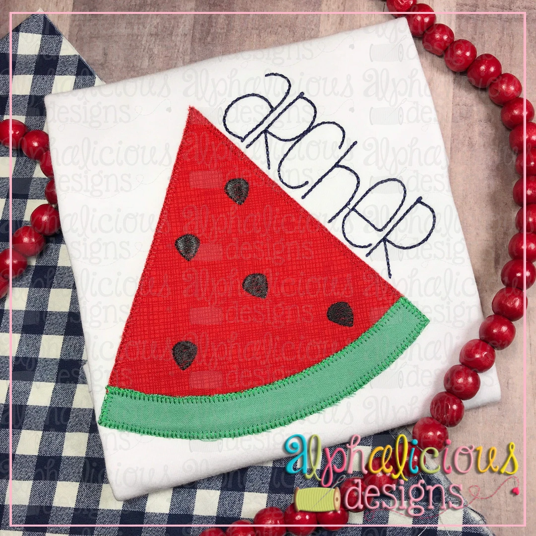 Watermelon Slice-Blanket