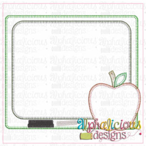 Back To School Blackboard-Blanket