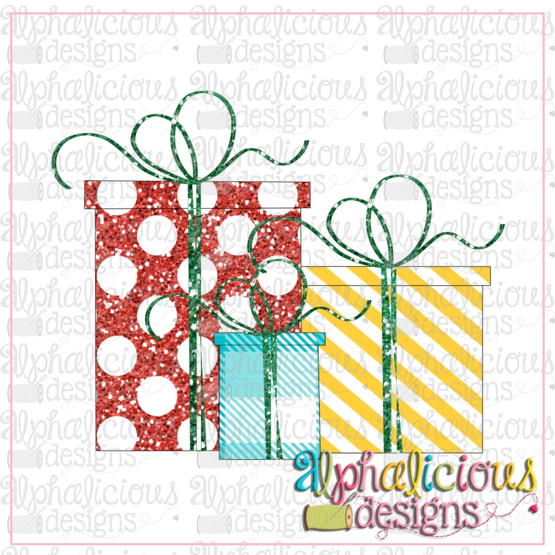 Presents 1 -LTC-Printable