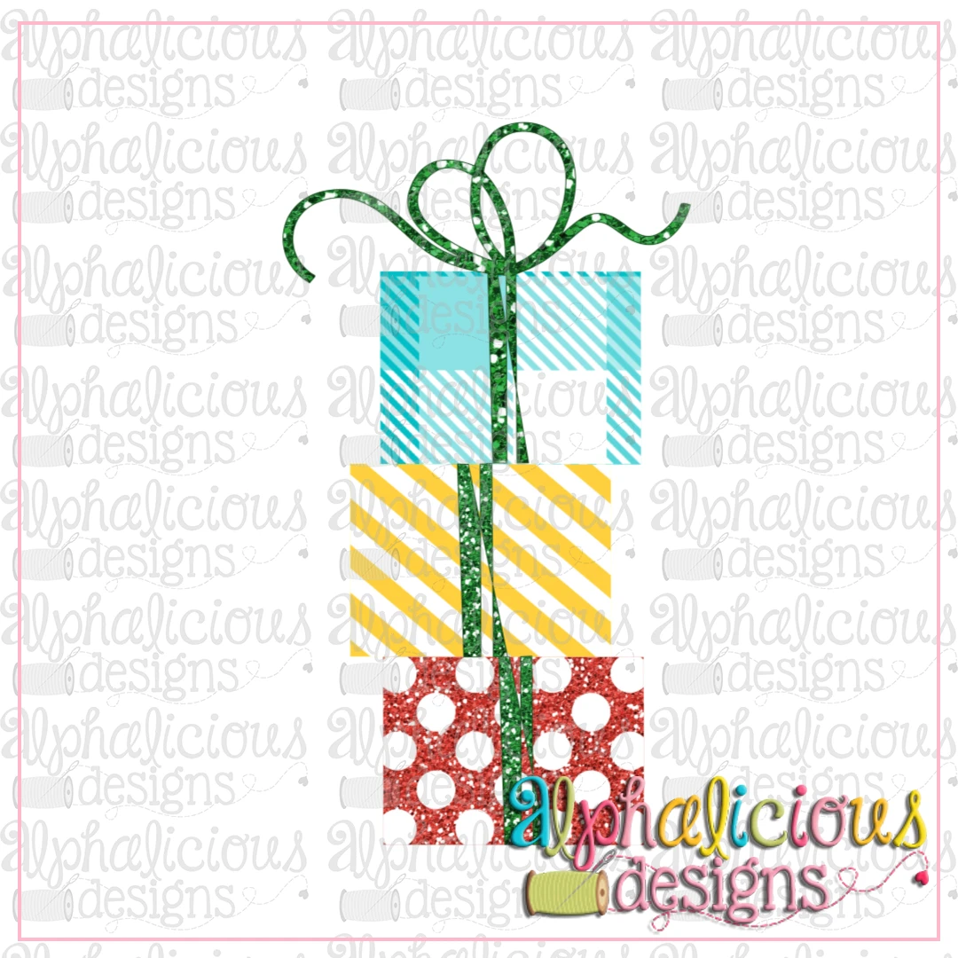 Presents 2 -LTC-Printable