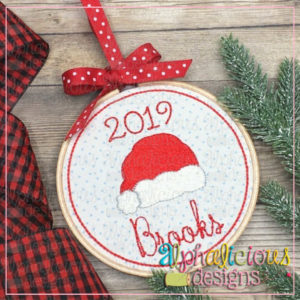 Hoop Ornament Borders- FREEBIE- NO FILE Attached