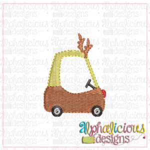 Cozy Coupe Reindeer-MINI- Fill
