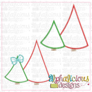 Festive Tree BUNDLE- Zig Zag