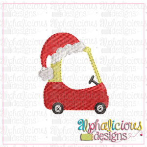 Cozy Coupe Santa-MINI-Fill