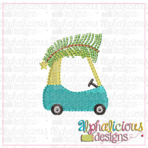 Cozy Coupe with Tree-MINI-Fill
