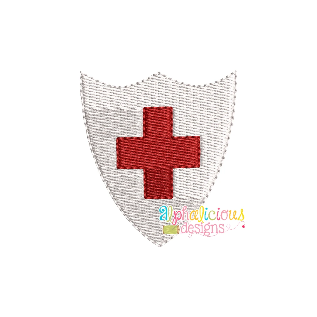 Safety Badge 2 - MINI- Fill
