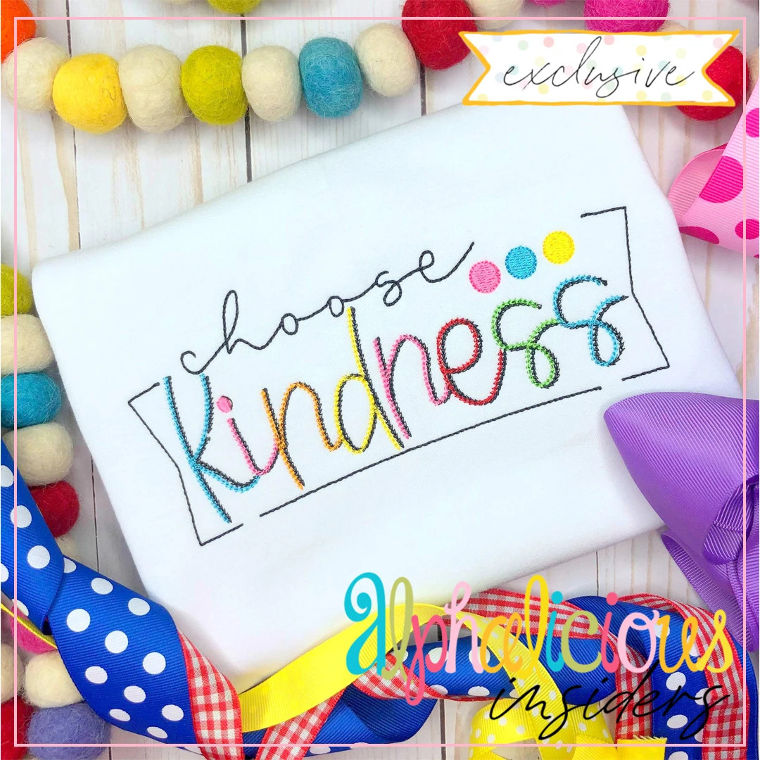 Choose Kindness-Elite Mama