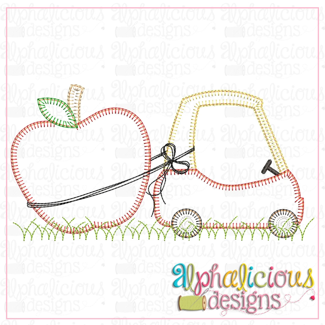 Coupe with Apple-Blanket