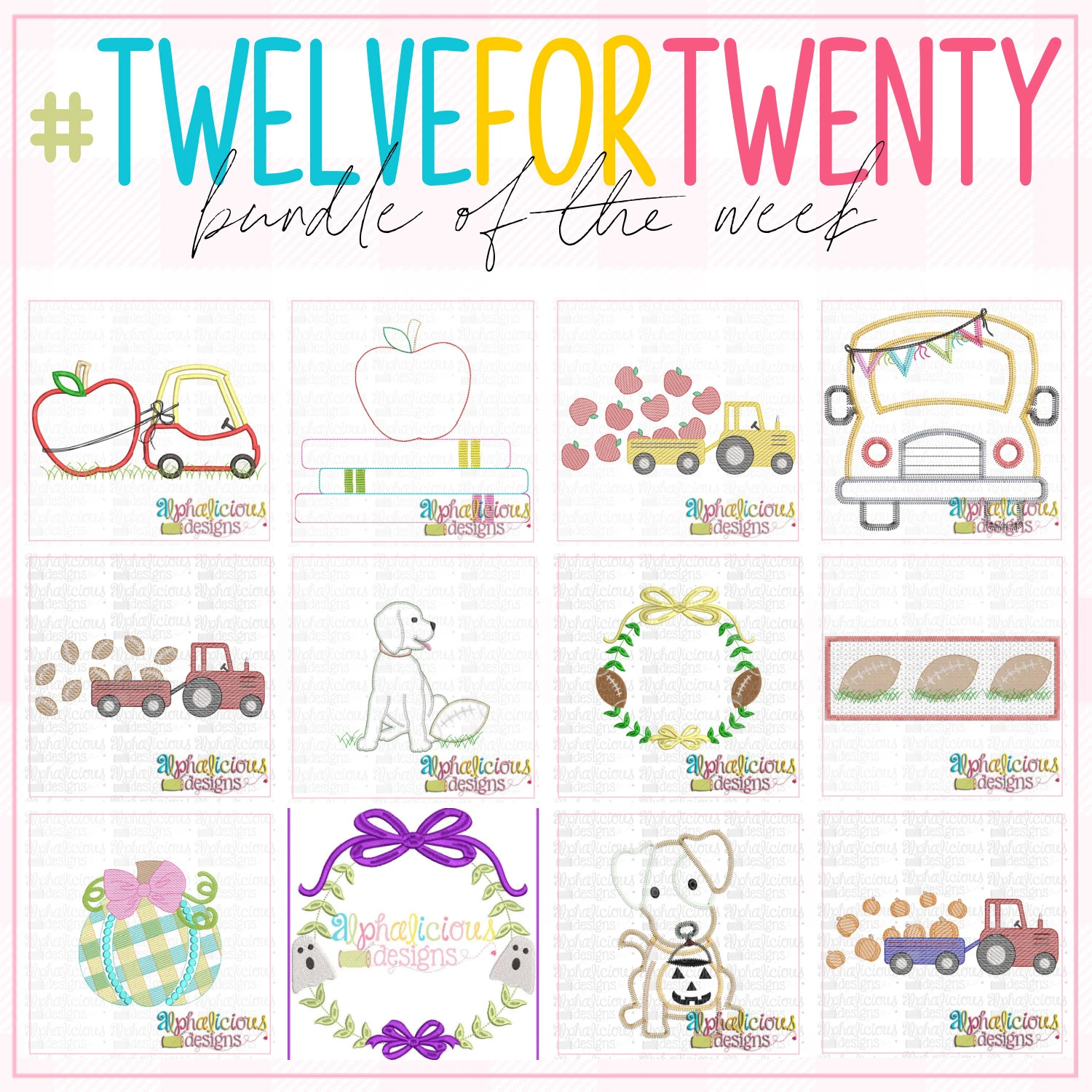 #twelvefortwenty Fall Bundle