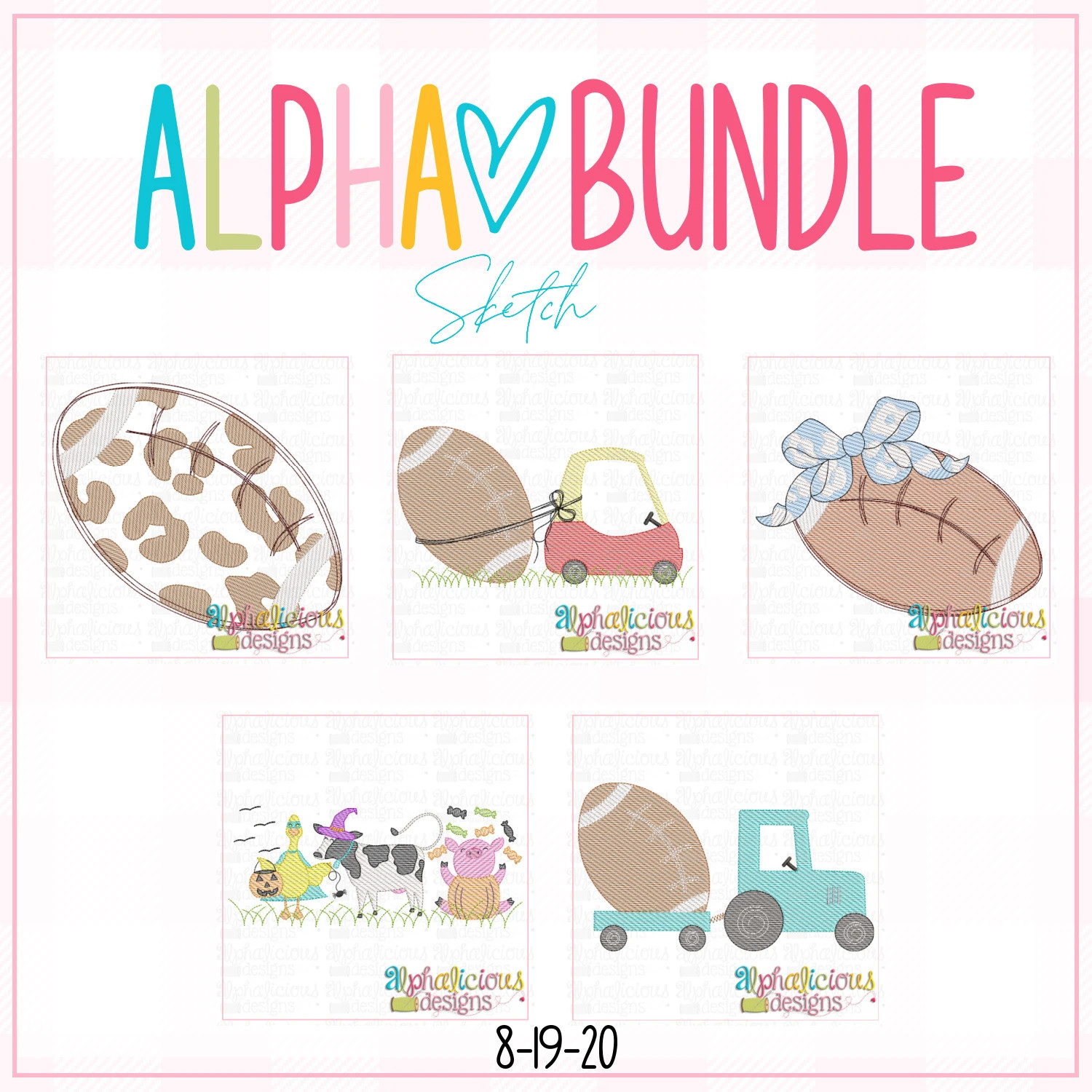 ALPHA BUNDLE-8/19/20 Release-Sketch
