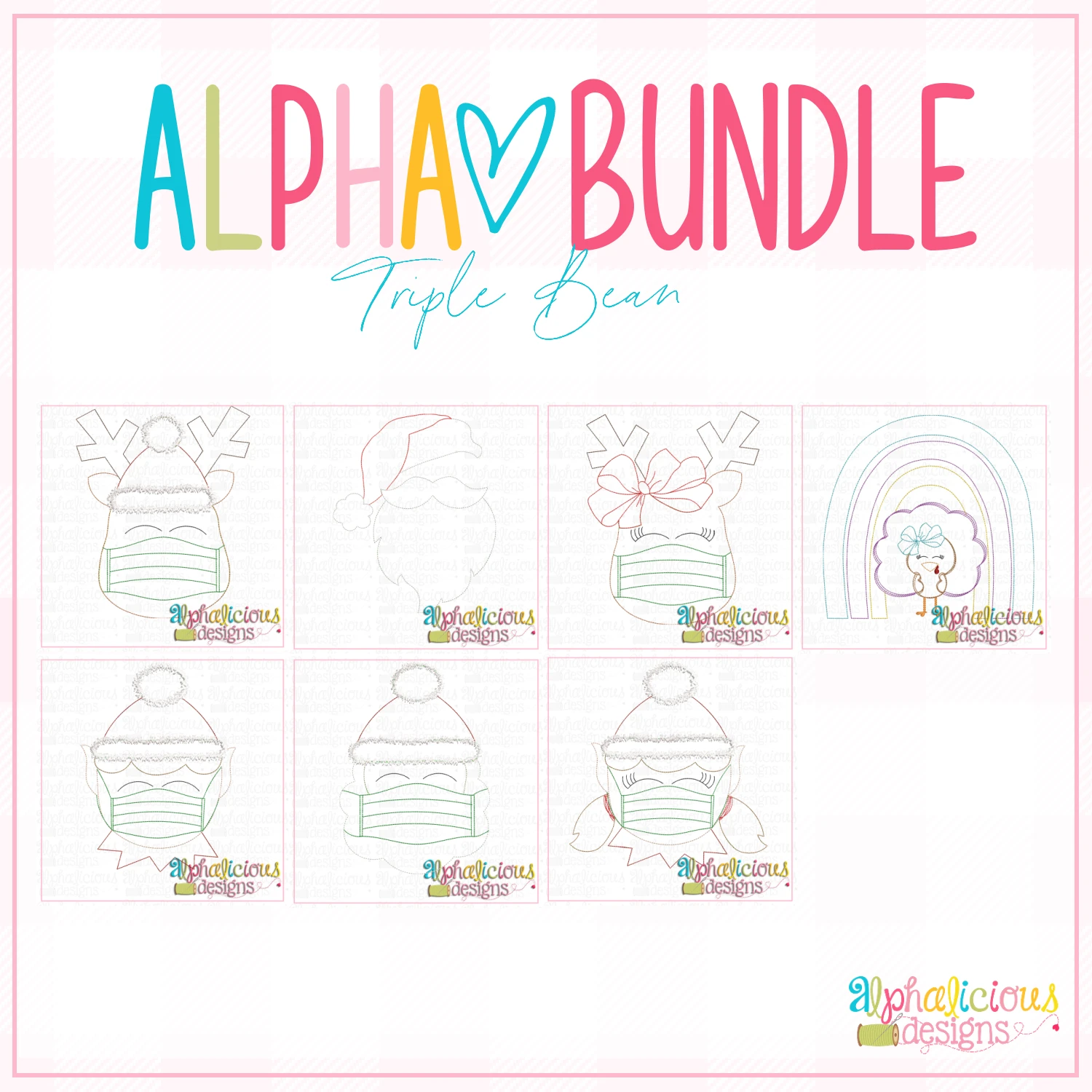 ALPHA BUNDLE-10-23-20 Release-Triple Bean