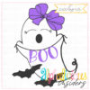 Big Bow Boo- SVG-Insider Exclusive