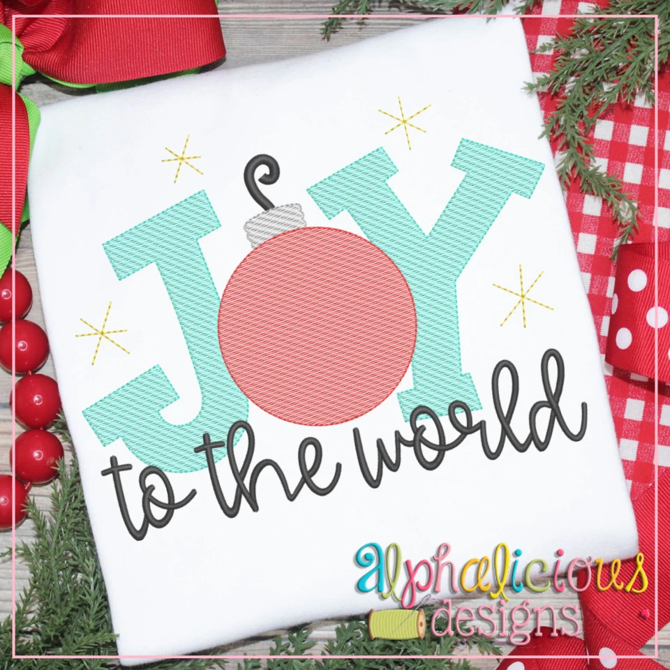 Joy to the World - Sketch