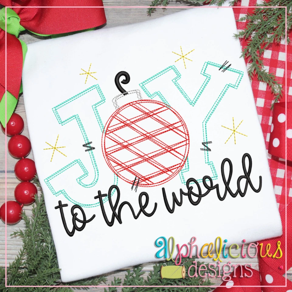 Joy to the World - Scribble- Insiders Exclusive