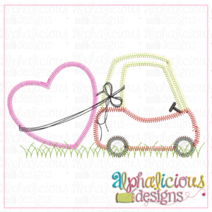 Coupe with Heart- ZigZag